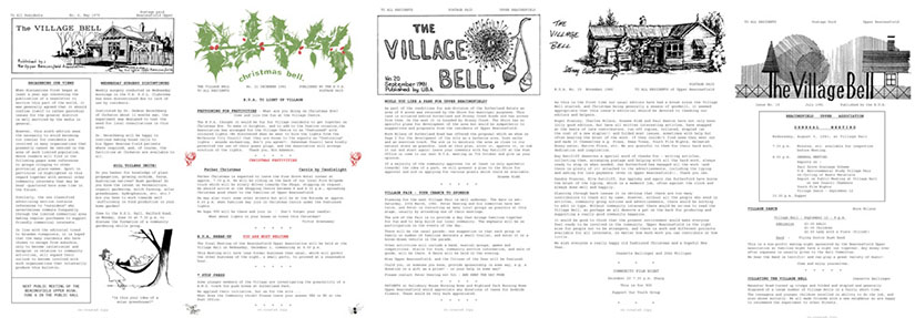 Village Bell Archive featured image
