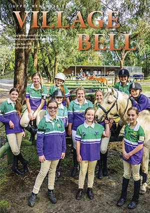 Upper Beaconsfield Pony Club Cover photograph: Cameron Rocke