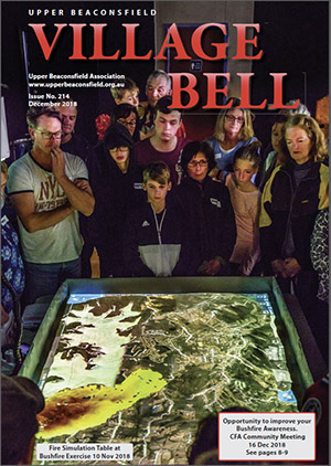 Fire Simulation Table. Cover photograph: Cameron Rocke